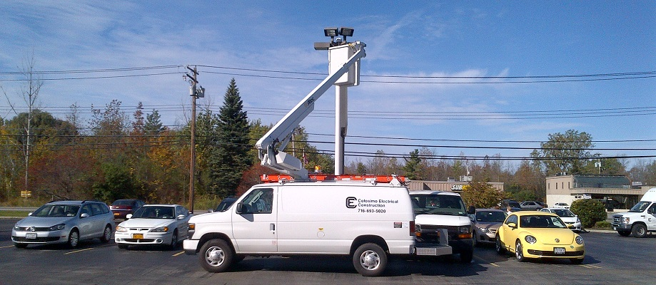 Colosimo Electric Bucket Truck